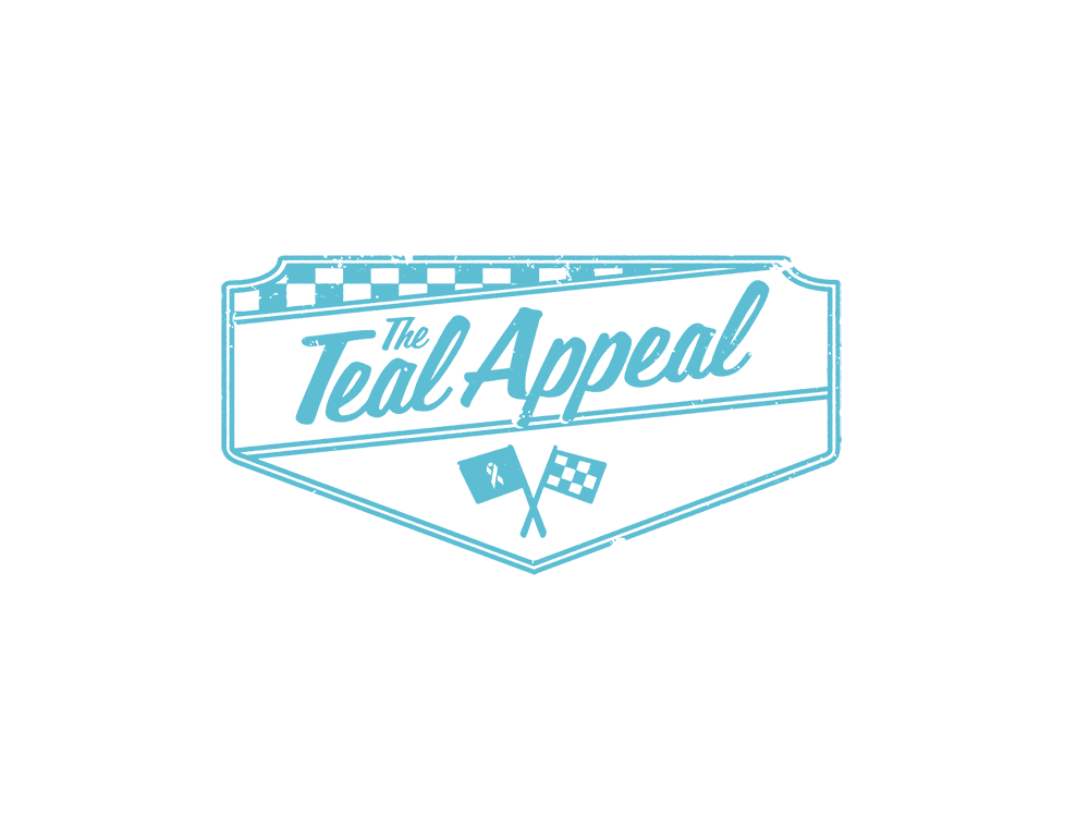 Teal Appeal logo on white