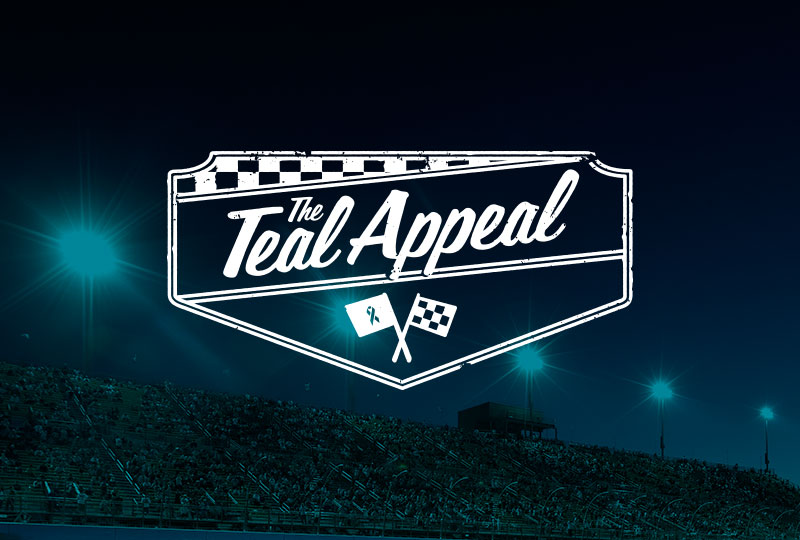 The Teal Appeal