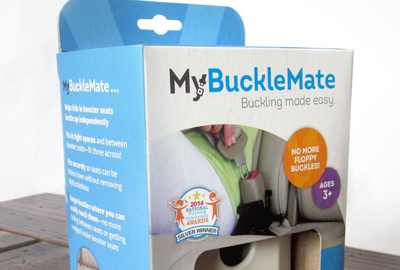 MyBuckleMate package