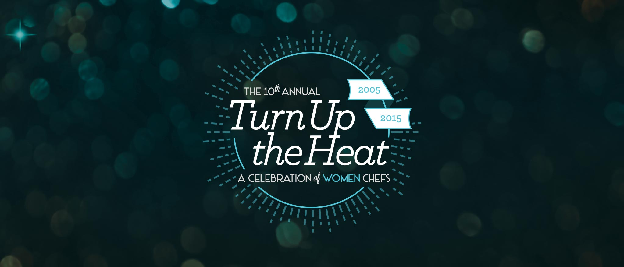 The Turn Up the Heat logo