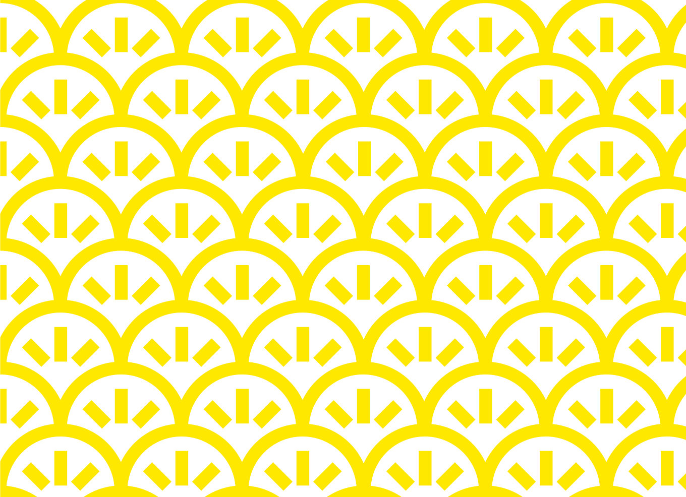 The Good Lemon Brand Pattern
