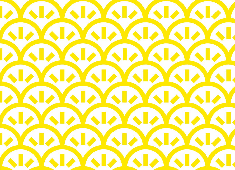 The Good Lemon Brand Pattern